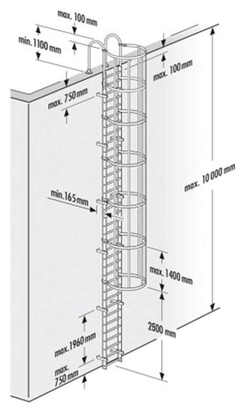 corrimano scale normativa insecuritate scale con gabbia alla marinara