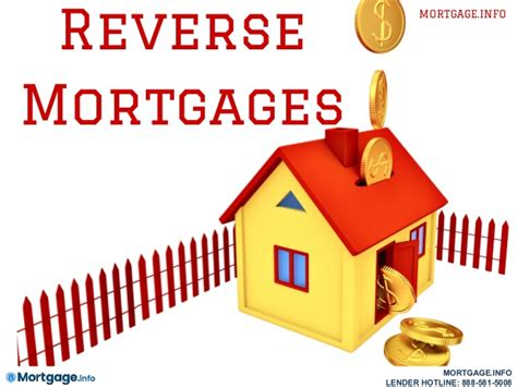 reverse mortgage reverse mortgages mortgage info