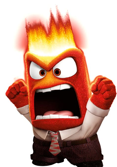 Boneka Inside Out Anger New image anger render png pixar wiki fandom powered by wikia