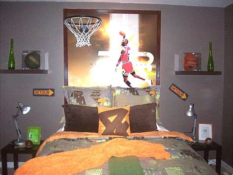 Boys Sports Bedroom by Rizkimezo Boys Sports Theme Bedrooms