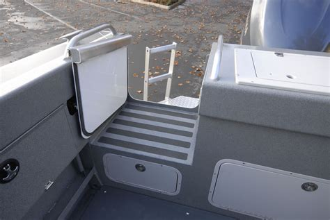 boats with side doors transom doors boats attached images