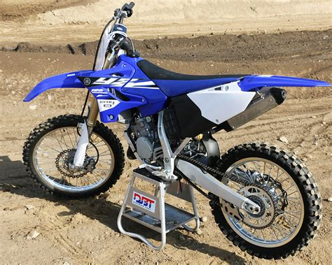 2015 motocross bikes 2015 yamaha yz125 dirt bike test