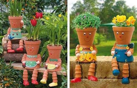 easy garden crafts 34 easy and cheap diy projects to dress up your garden