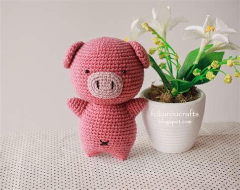 pattern amigurumi pig amigurumi pig free pattern