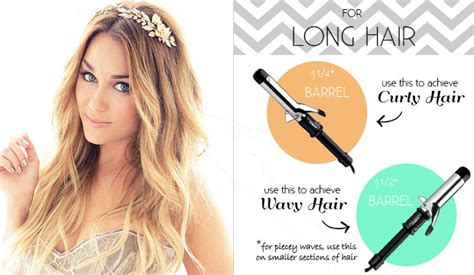 best curling tools for medium length hair the right curling iron for your hair length