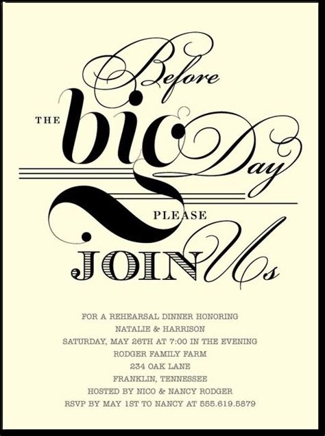rehearsal dinner invitations wedding paper divas 35 best rehearsal dinner images on wedding ideas rehearsal dinners and centerpiece