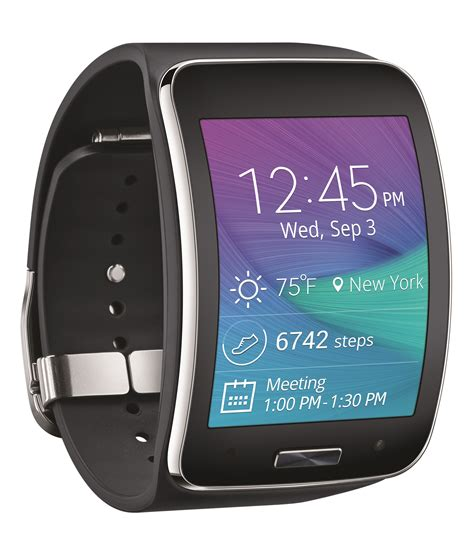 samsung gear samsung gear s coming to the u s next week sprint november 7 and t mobile november 9