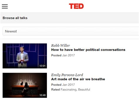 better than ted talks 10 that are better than