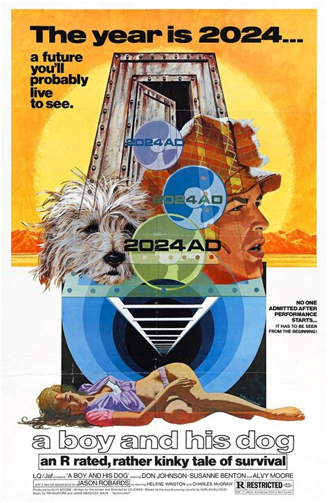 boy and his the best 70s sci fi posters bfi