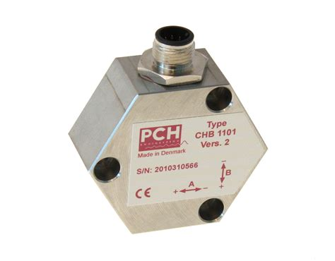 Pch Vibration Sensor - wind turbine protection