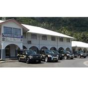 Pago American Samoa  Police Vehicles Department Of