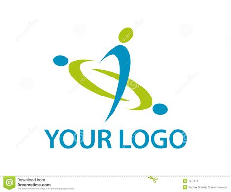free design your logo your logo royalty free stock photo image 7271675