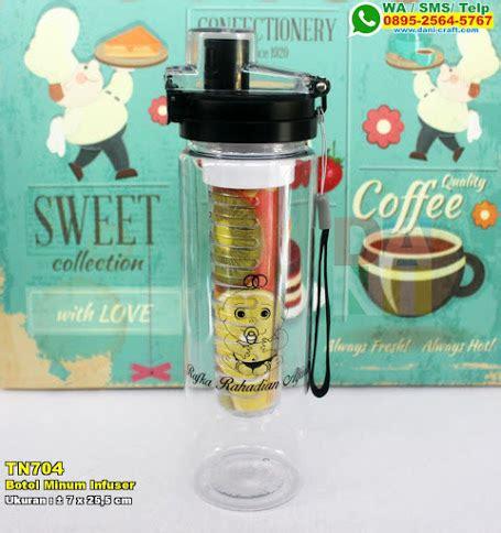 Wadah Kaleng Souvenir Bulat Silinder 7 5 X 15cm botol minum infuser souvenir pernikahan