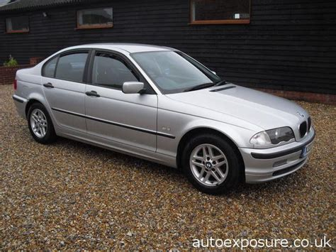 preloved 2000 bmw 3 series 318i se step auto for sale in