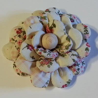 fiori di pezza quot cuori fiori e fragole quot le mascherine materiali per