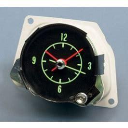 corvette clock repair corvette c3 clocks