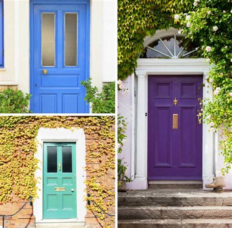choose the best color for your front door decor10 blog choose the best color for your front door designrulz