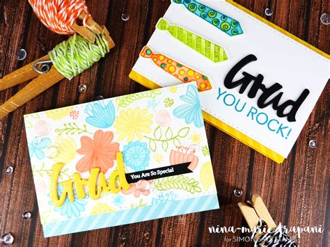Gift Cards For Her - studio monday with nina marie his her grad gift cards nina marie design