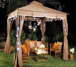 Outside Patio Gazebos by Outdoor Gazebo Lights Lighting And Ceiling Fans