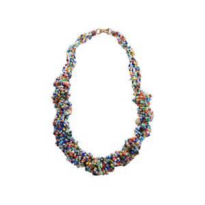 Wholesale Home Decor Trade Shows masai bead necklace harkiss designsharkiss designs