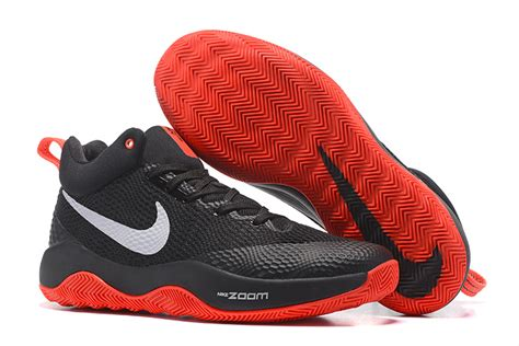 nike casual basketball shoes new arrivel nike hyperrev 2017 black white s