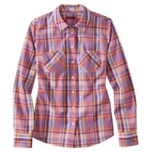 Limited Pink Plaid Shirt merona favorite lawn shirt pink plaid m where to buy how to wear
