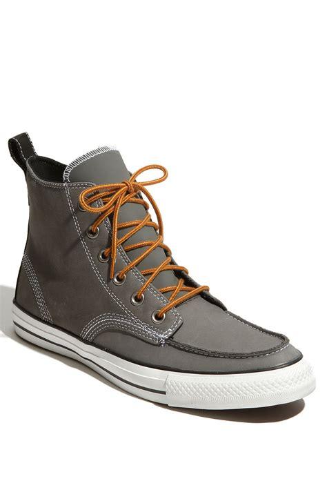 chuck sneaker boot converse chuck 174 classic sneaker boot in gray