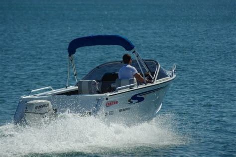 stacer boats review stacer 489 bay master boat reviews boats online
