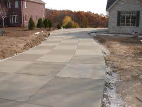staining concrete driveway images