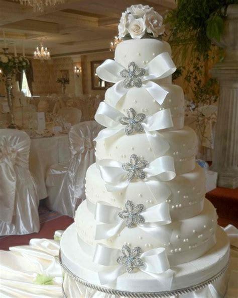 Torten Zur Hochzeit by Mehrst 246 Ckige Torte Zur Hochzeit 45 Ideen