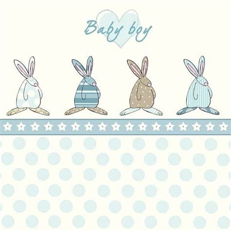 Gift Card Messages For New Baby Boy - baby boy rabbit rattle with gift box by lush baby notonthehighstreet com