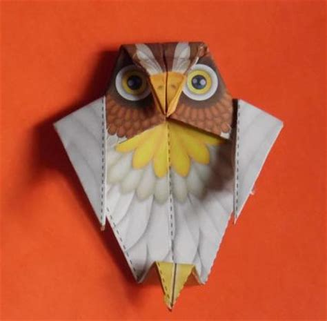 How To Make A Paper Owl - origami owls tutorial origami handmade