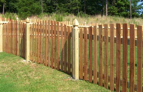 mossy oak fence wood picket fence