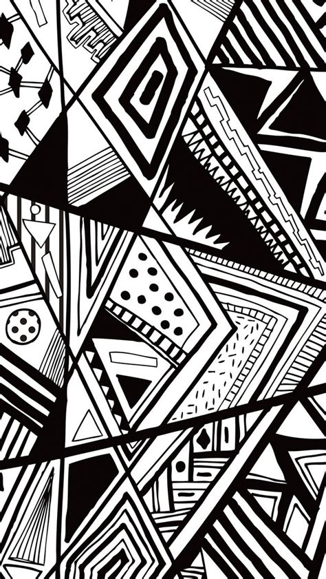 black and white doodle wallpaper black and white doodle the iphone wallpapers