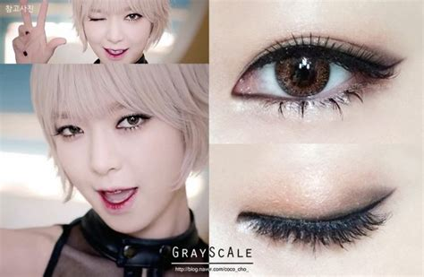 korean idol makeup tutorial korean idol eye makeup mugeek vidalondon