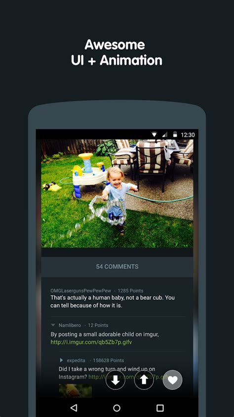 imgur apk browsur for imgur 187 apk thing android apps free