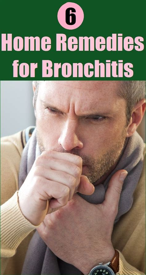 6 best home remedies for bronchitis allergy relief