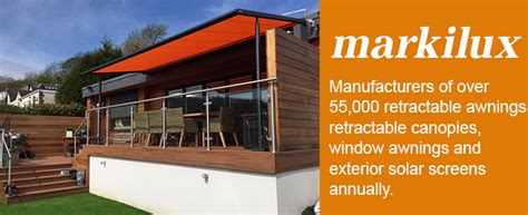 Awning Manufacturers Uk by Markilux Patio Awnings From Samson Awnings Terrace Cover