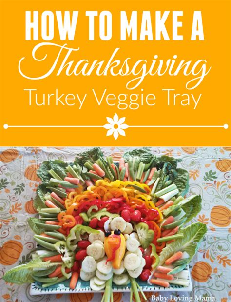 How To Make A Thanksgiving Turkey Out Of Construction Paper - how to make a thanksgiving turkey veggie tray finding zest