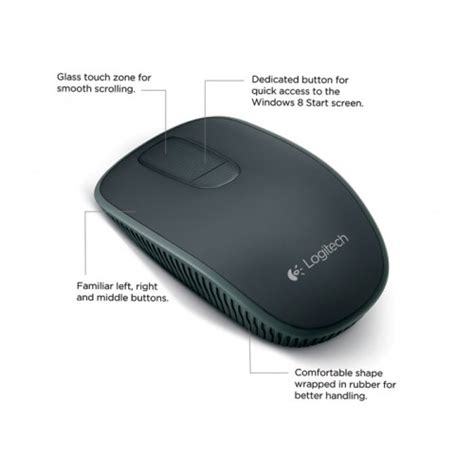 Mouse Logitech T400 logitech touch mouse t400 price in pakistan logitech in