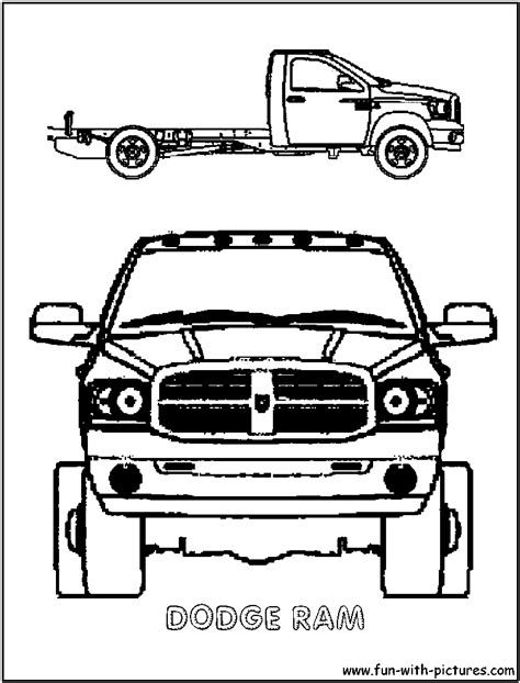 dodge ram coloring pages dodge ram dually coloring pages coloring pages