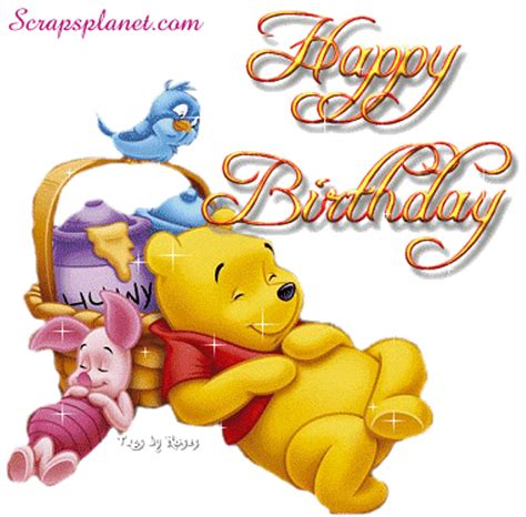 Happy Birthday Cards Characters Birthday Cards Cartoon Character Cliparts Co