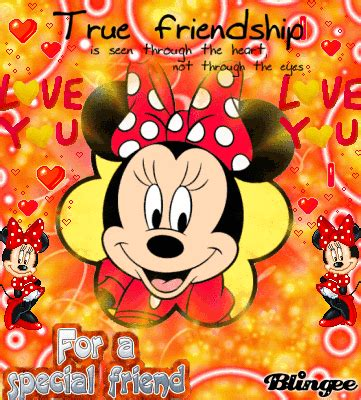Studded Mouse A Best Friend by For A Special Friend Aris Minnie Mouse Fotograf 237 A