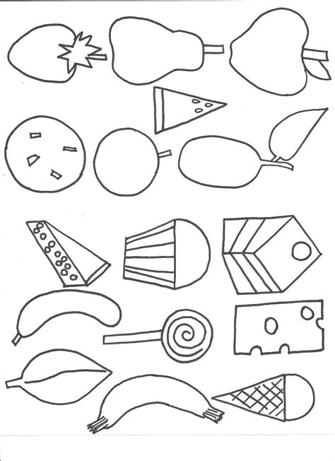 caterpillar coloring pages preschool the very hungry caterpillar crafts for preschool google