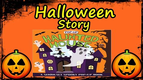halloween storytime halloween story for kids read out loud story book youtube