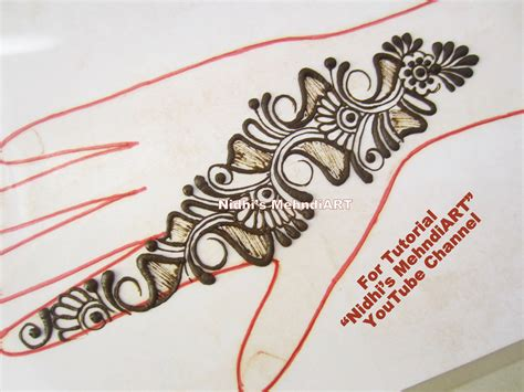 henna tattoo shading tutorial stylish arabic henna mehndi designs collection nidhi s