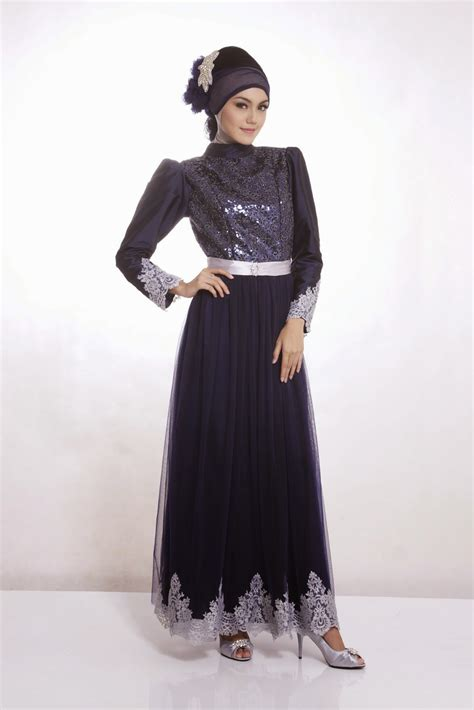 Baju Muslim Dress model baju dress muslim modern terkini