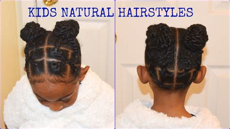 hair styles for guys that has rubber bands kids natural hairstyles the rubber band buns part ll