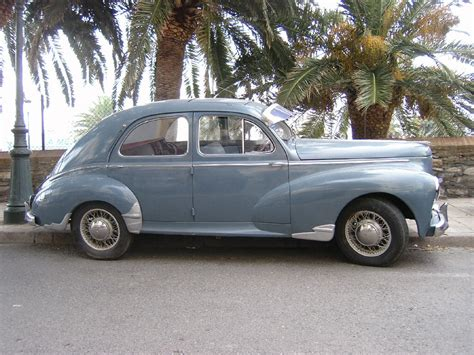 vintage peugeot car peugeot 203 a humble vintage car