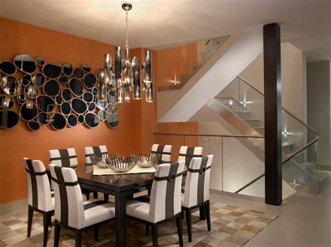 coral gables contemporary dining room miami by